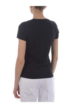 T-shirt Dondup in cotone stretch DONDUP | 8 | S007JS0241BI3-999