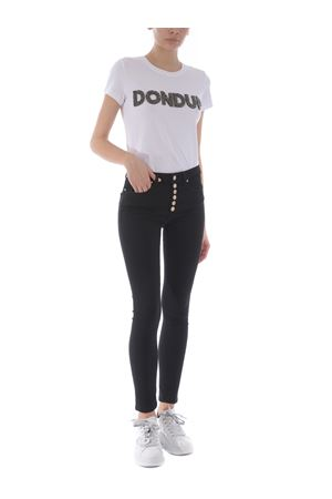Dondup stretch cotton T-shirt DONDUP | 8 | S007JS0241BI4-000