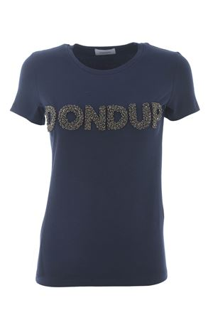 Dondup stretch cotton T-shirt DONDUP | 8 | S007JS0241BI4-890