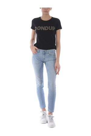 Dondup stretch cotton T-shirt DONDUP | 8 | S007JS0241BI4-999