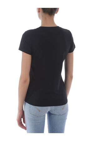 T-shirt Dondup in cotone stretch DONDUP | 8 | S007JS0241BI4-999