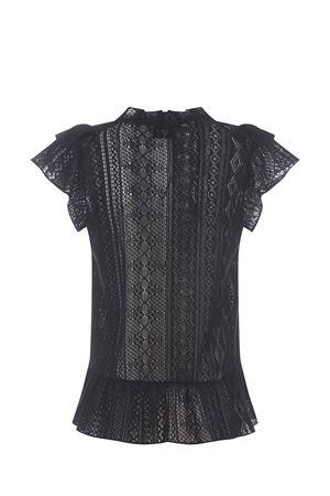 Dondup nylon T-shirt DONDUP | 40 | S868JS0259XXX-999