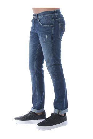 Dondup george jeans in stretch denim DONDUP | 9 | UP232DS0257AY2-800
