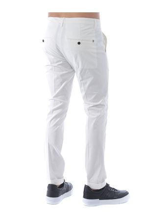 Dondup gaubert trousers in stretch cotton DONDUP | 9 | UP235GSE046PTD-001