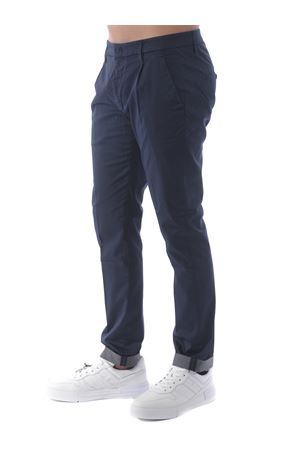 Dondup gaubert pinces trousers in stretch cotton DONDUP | 9 | UP517CS0083PTD-890