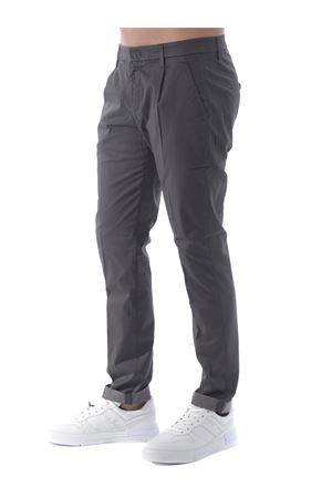 Dondup gaubert pinces trousers in stretch cotton DONDUP | 9 | UP517CS0083PTD-910