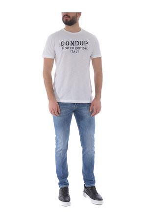 Dondup cotton T-shirt DONDUP | 8 | US198JF0195UBG7-000