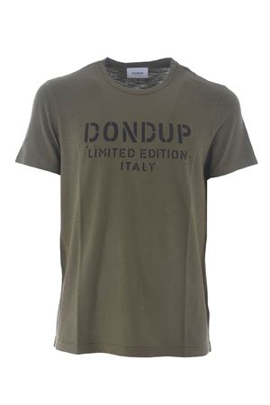 Dondup cotton T-shirt DONDUP | 8 | US198JF0195UBG7-635