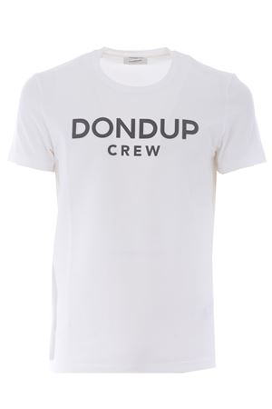 Dondup stretch cotton T-shirt DONDUP | 8 | US221JS0125BG4-000