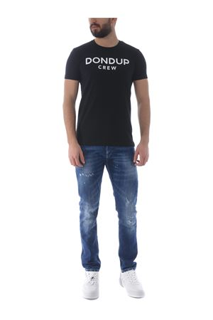 Dondup stretch cotton T-shirt DONDUP | 8 | US221JS0125BG4-999