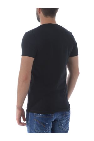 Dondup stretch cotton T-shirt DONDUP | 8 | US221JS0125BG4-999