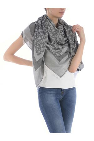 Dondup scarf in viscose and modal blend DONDUP | 77 | WK241Y00701XXX-999