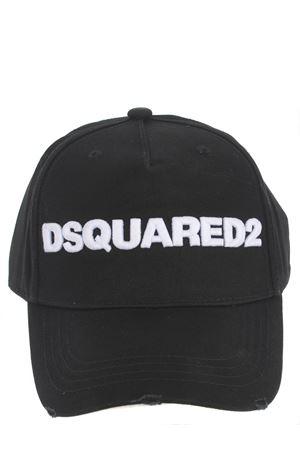 Cappello Dsquared2 Baseball gambardine DSQUARED | 26 | BCM002805C00001-M063