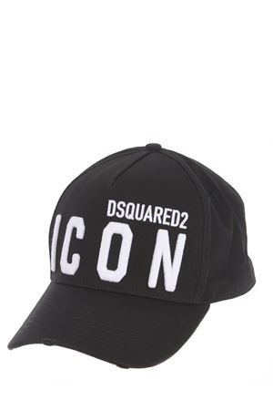 Dsquared2 Baseball Icon cotton baseball cap DSQUARED | 26 | BCM041205C00001-M063