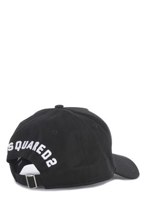 Dsquared2 Baseball cotton baseball cap DSQUARED | 26 | BCM400105C00001-M063