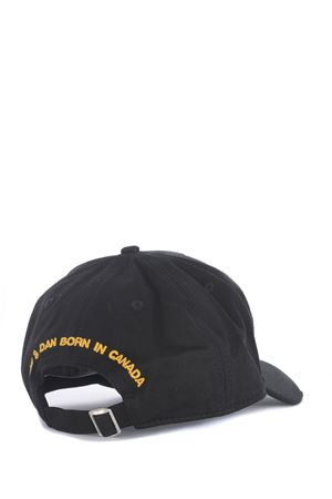Dsquared2 Baseball cap in cotton DSQUARED | 26 | BCM401105C00001-2124
