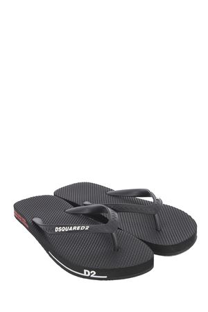 Dsquared2 rubber  Flip Flop  DSQUARED | 5032249 | FFM000129003990-2124