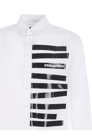 Dsquared2 cotton shirt DSQUARED | 6 | S71DM0464S36275-100