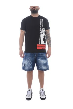 T-shirt Dsquared2 in cotone DSQUARED   8   S71GD1024S23009-900