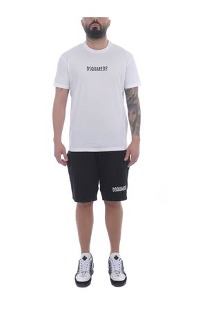 T-shirt Dsquared2 in cotone DSQUARED   8   S71GD1025S23009-100