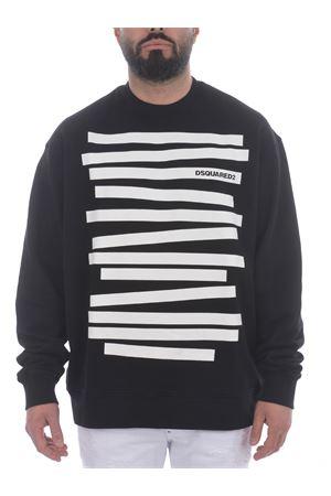 Dsquared2 cotton sweatshirt DSQUARED | 10000005 | S71GU0436S25462-900