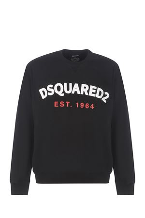 Dsquared2 cotton sweatshirt DSQUARED | 10000005 | S71GU0443S23851-900