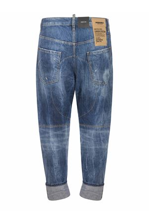 Dsquared2 Combat jean denim jeans DSQUARED | 24 | S71LB0880S30309-470