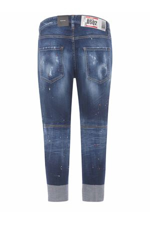 Jeans Dsquared2 in denim stretch DSQUARED | 24 | S71LB0896S30342-470
