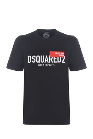 T-shirt Dsquared2 in cotone DSQUARED | 8 | S72GD0300S23009-900