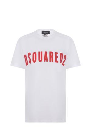 Dsquared2 cotton T-shirt DSQUARED | 8 | S72GD0310S23009-100