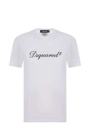 Dsquared2 cotton T-shirt DSQUARED | 8 | S72GD0311S23009-100