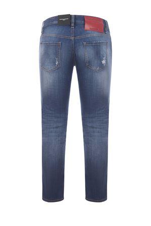 Dsquared2 stretch denim jeans DSQUARED | 24 | S72LB0391S30342-470