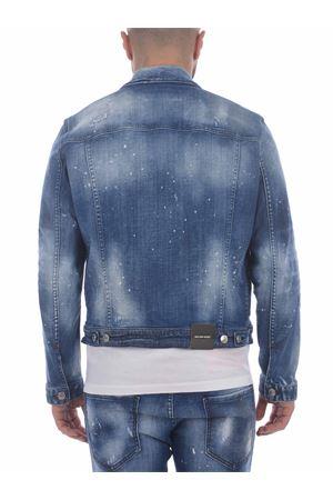Dsquared2 stretch denim jacket DSQUARED | 13 | S74AM1136S30342-470