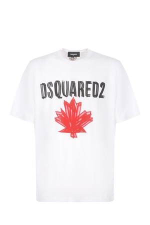 T-shirt Dsquared2 in cotone DSQUARED | 8 | S74GD0784S23852-100