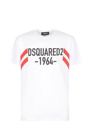 T-shirt Dsquared2 in cotone DSQUARED | 8 | S74GD0805S22427-100