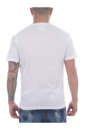T-shirt Dsquared2 Multilogo in cotone DSQUARED | 8 | S74GD0829S22427-100
