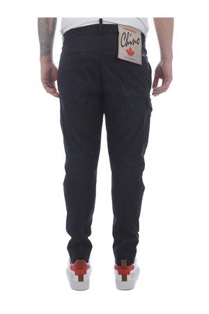 Pantaloni Dsquared2 Cargo in cotone stretch DSQUARED | 9 | S74KB0537S39021-900