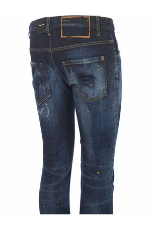Dsquared2 Skater Jean denim stretch jeans DSQUARED | 24 | S74LB0835S30664-470