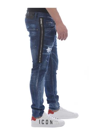 Dsquared2 Skater Jean denim stretch jeans DSQUARED | 24 | S74LB0837S30342-470