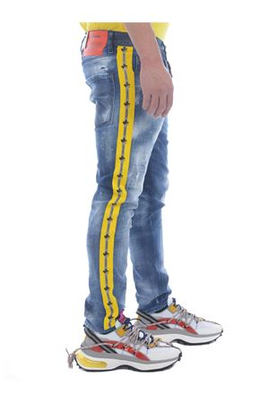 Dsquared2 Skater Jean denim stretch jeans  DSQUARED | 24 | S74LB0845S30342-470