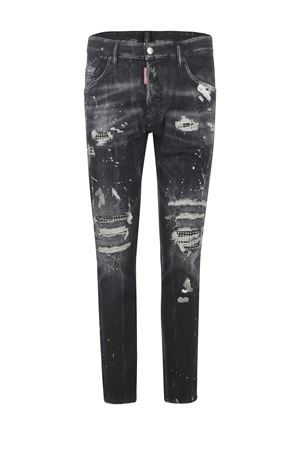 Dsquared2 Skater Jean stretch denim jeans  DSQUARED | 24 | S74LB0920S30503-900