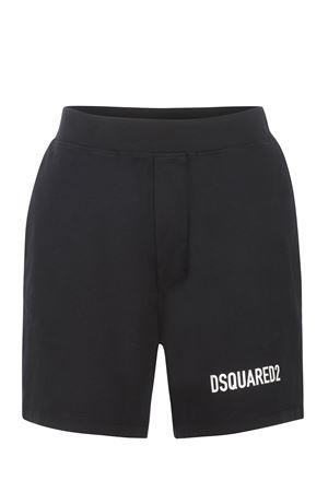 Short Dsquared2 in cotone DSQUARED | 30 | S74MU0645S23851-900