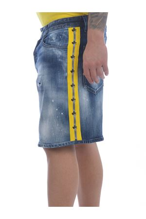 Dsquared2 stretch denim shorts DSQUARED | 30 | S74MU0648S30342-470