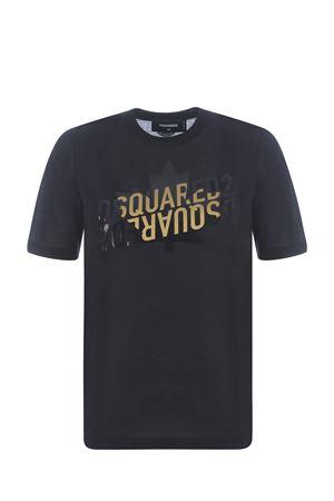 Dsquared2 cotton T-shirt  DSQUARED | 8 | S75GD0152S23848 - 900