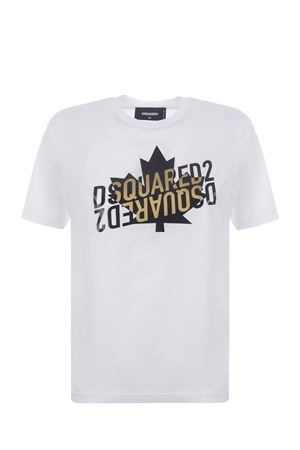 Dsquared2 cotton T-shirt  DSQUARED | 8 | S75GD0152S23848-100