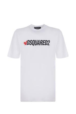 Dsquared2 cotton T-shirt DSQUARED | 8 | S75GD0180S21600-100