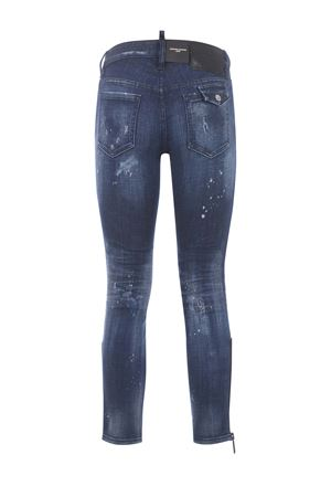 Dsquared2 stretch denim jeans DSQUARED | 24 | S75LB0439S30342-470