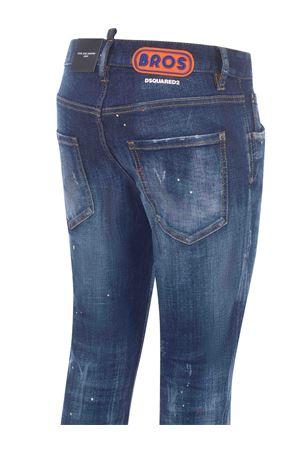 Dsquared2 stretch denim jeans  DSQUARED | 24 | S75LB0465S30342-470