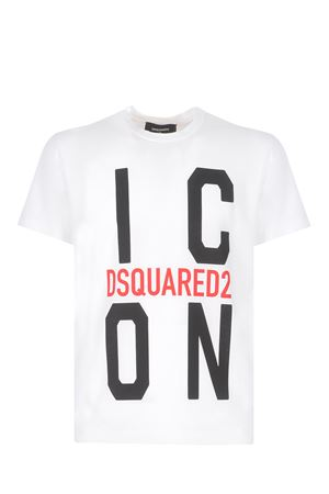 T-shirt Dsquared2 in cotone DSQUARED | 8 | S79GC0021S23009-100