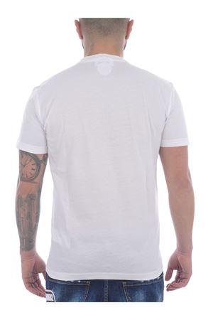 Dsquared2 cotton T-shirt  DSQUARED | 8 | S79GC0021S23009-100